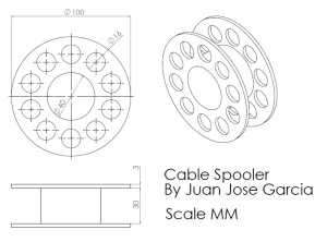 cable-spool