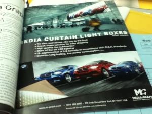 Jose Magazine Ad